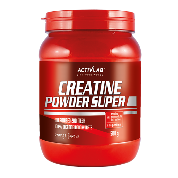 ActivLab Creatine Powder 500g, фото 1