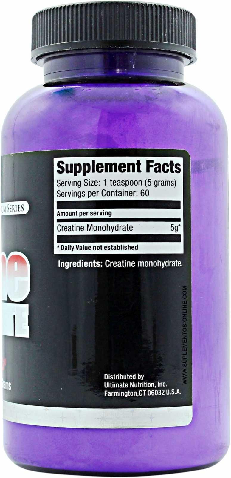 Ultimate Creatine Monohydrate 300 г, фото 2