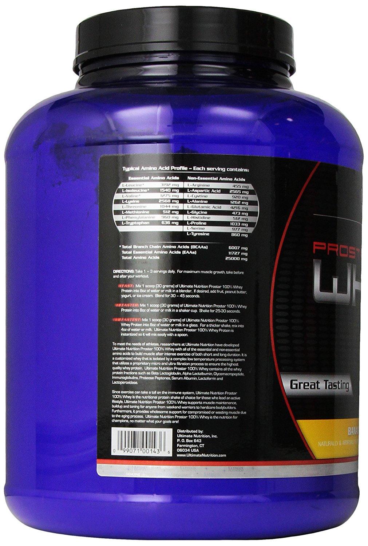 Ultimate Nutrition Prostar 100% Casein Protein, фото 5