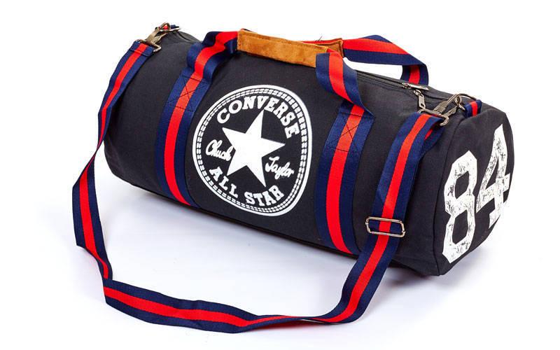 50137dd8ad3f Сумка спортивная бочонок Converse GA-0520 купить, гарантия качества ...