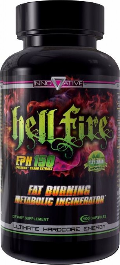 Innovative Diet Labs Hell Fire 100cap