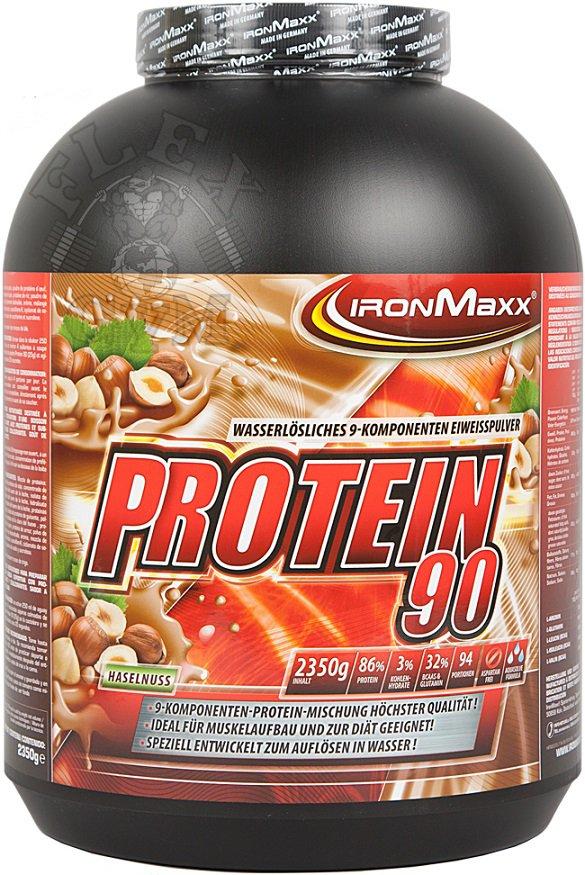 Ironmaxx Protein 90 2350г