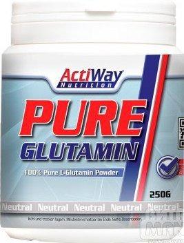 ActiWay Nutrition Glutamin 250 г