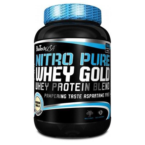 Купить Nitro Pure Whey Gold 900г