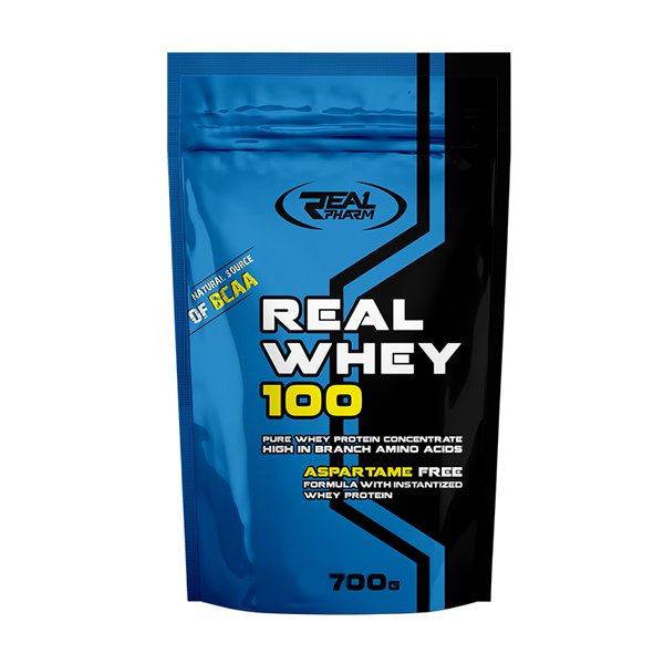 Real Pharm Real Whey 100 700г